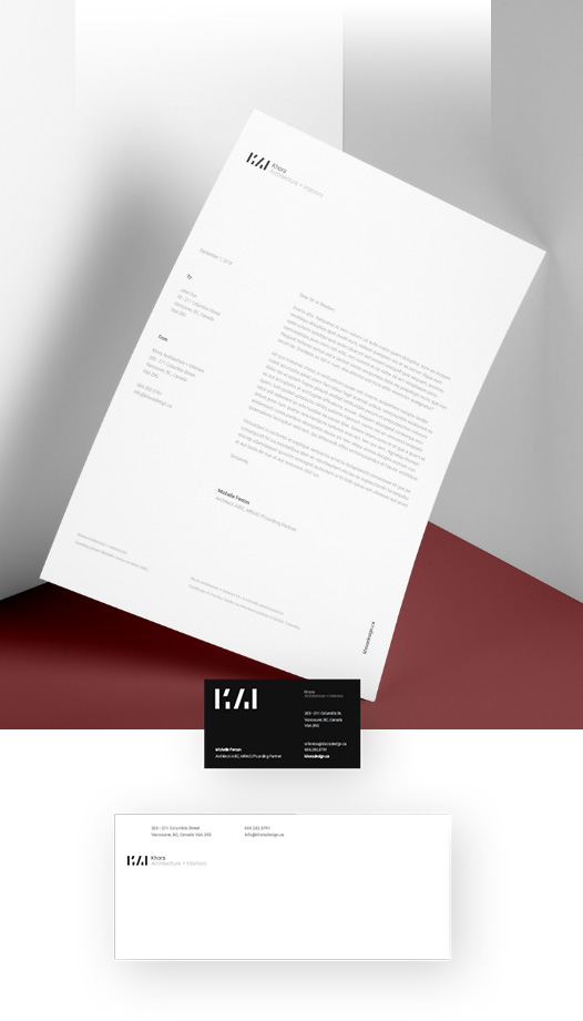 KAI Visual Identity
