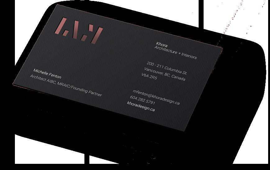 KAI Visiting Card
